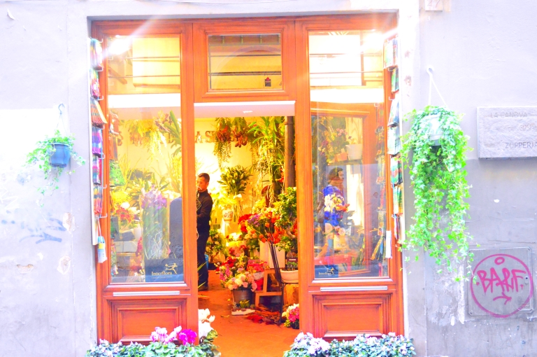 flower shop italy firenze canan çetin photography
