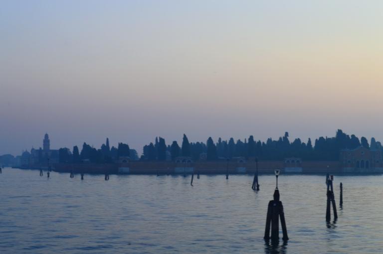 sunrise sea venezia venice italia travel photography cananche canan çetin