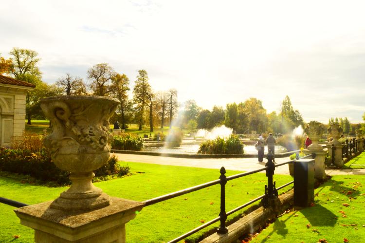 sunny hyde park london england united kingdom travel art photography