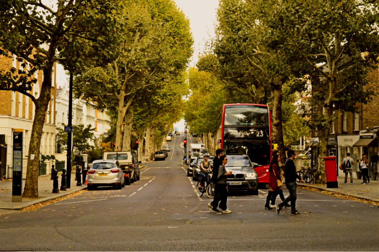 street view london england united kingdom portobello notting hill