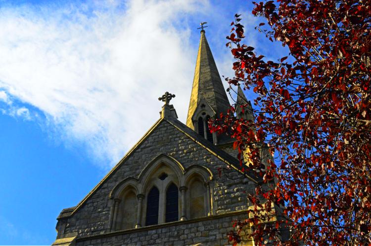 church notting hill portobello london united kingdom england